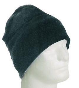 Voodoo Tactical Lightweight Fleece Beanie Hat & Helmet Liner Full Ear Coverage
