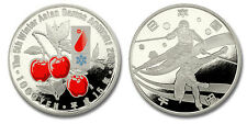 2003 JAPAN 1000 YEN SILVER PROOF COMMEMORATIVE COIN  THE 5TH WINTER ASIAN GAMES