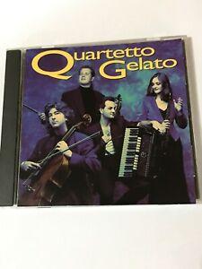 Quartetto Gelato Cd 1996 Marquis Classics