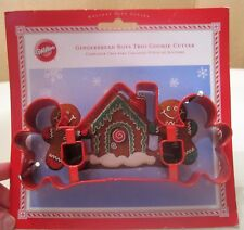Wilton Trio Gingerbread Cookie Cutter