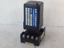 AW Company OPTV-20 Light to Frequency Converter w/ OTO8-PC Base (Qty Avail)