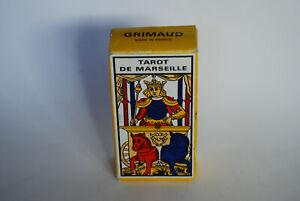 Tarot de Marseille Grimaud, unbespielt!!!!RAR!!!!