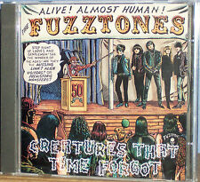 THE FUZZTONES - Creatures That Time Forgot (Rare 1989 Canadian CD) Garage/Psych