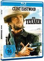 Der Texaner (1975)[Blu-ray/NEU/OVP] Western von und mit Clint Eastwood