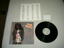 ALICE COOPER - original 1989 TRASH LP!!!  Nr1