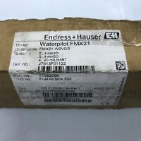 Endress Hauser Waterpilot FMX21-W2V0/0 Hydrostatic Level Measurement P# 71082058