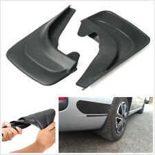2Pcs Soft Plastic 26X21cm Car Truck Van Mud Flap Mudflaps Splash Guards Fender