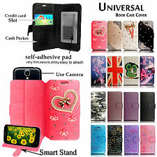 Luxury Magnetic Flip Cover Stand Wallet Leather Case For Phone Models