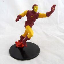 2012 Invincible Iron Man Action Figure Cake Topper Marvel Avengers Superhero Toy