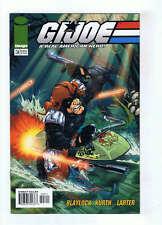 Image Comics GI Joe A Real American Hero #3 VF+ 2002