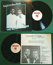 LP 33 The Blues Busters Tribute To Sam Cooke REGGAE SOUL SRL 1003 no cd mc RARE!