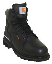 "Carhartt Men's 6"" Steel Toe Waterproof Met Guard Work Boot Style CMW6610"