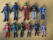 bandai vr troopers b fighter Blue Swat Vinspector Tokusatsu Metal Hero Toei