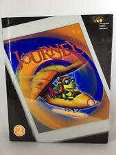 Journeys Student Edition Grade 2 VOLUME 2 (2.2) 2017 HC Textbook HMH