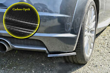 2.0 Tts Quattro 2.5 R Ebc Black Dash Disc Disque De Frein HA aussi pour Audi TT 8j3