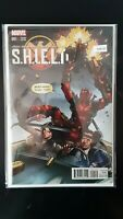 S.H.I.E.L.D 1 Variant Edition Marvel High Grade Comic Book RM8-161