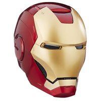 Marvel Avengers Legend Series Electronic Iron Man Mask Helmet collectible