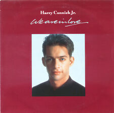 HARRY CONNICK JR We Are In Love NED Press Columbia 656598 7 1990 SP