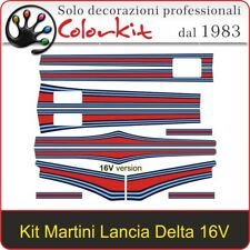 Kit Adesivo Martini racing Lancia Delta Integrale HF 16V - 000328 by Colorkit