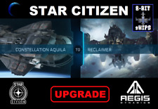 Star Citizen - RSI Constellation Aquila to Aegis Reclaimer Upgrade