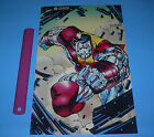 MARVEL COMICS X-MEN COLOSSUS POSTER PIN UP JIM LEE