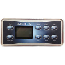Balboa VL801D Touch Panel Hot tub Pad Parts Spaform SF273 Control Box