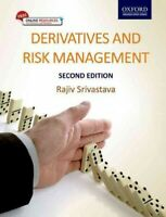 Derivatives and Risk Management, Paperback by Srivastava, Rajiv, Brand New, F...