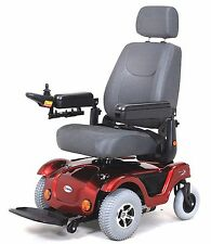 Merits P312 Power Chair, Convertible to RWD or FWD