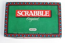 VINTAGE (1988) SPEAR'S GAMES SCRABBLE BOARD GAME COMPLETE CHECKED   REF.S1