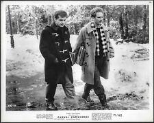 ~ Jack Nicholson Art Garfunkel Original 1970s Promo Photo Carnal Knowledge