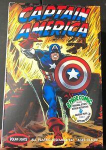 Polar Lights Captain America Comic Series 1/8 NEW FS Model Kit 'Sullys Hobbies'