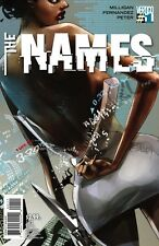 THE NAMES (2014) #1 VF/NM VERTIGO