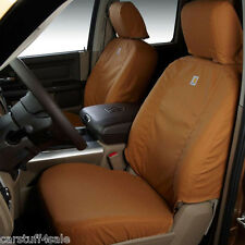 Carhartt® BROWN SeatSavers™ 2015-2016 Chevy/GMC 1500 & HD Models - 40/20/40 Seat