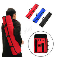 Foldable Arrows Takedown Recurve Bow Bag Shooting Portable Bow Carry Case Holder