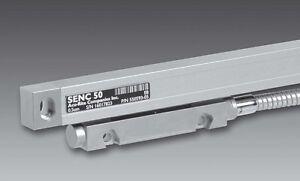 """550981-09 Acu-Rite SENC 50 5 um 6"""" readable length scale"""