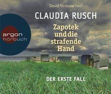 Rusch, Claudia - Zapotek und die strafende Hand (OVP)