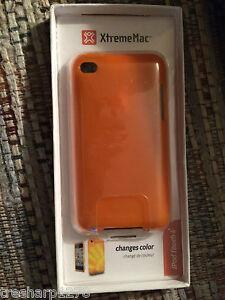 Xtrememac Tuffwrap Shift Orange To Yellow For Touch 4G IPT-MO5-93 NEW