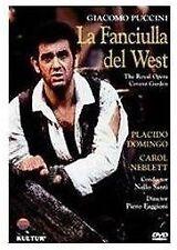La Fanciulla Del West (DVD, 2003)