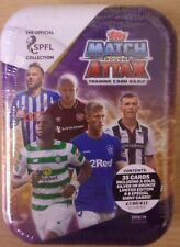 Topps Match Attax SPFL 2018/19 ~ Collectors Mini Tin ~ Inc 35 Cards Inc Ltd Ed