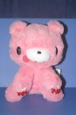"Chax-GP Chack Gloomy Bear Pink Plush Doll JPN ONLY 8.4"" CGP172"