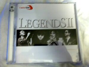 Capitol Gold - Legends II (2CD) Various Artists, In Very Good Condition