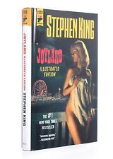 Joyland by Stephen King HARDCOVER Illustrated Edition Hard Case Crime NEW!