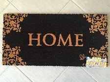 Fußmatte Fußabtreter Schmutzfangmatte Kokos Türmatte     40x80 cm‼‼️️ANGEBOT‼️‼️