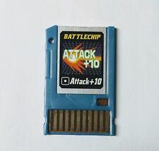 2004 Takara Co Mega Man Battle Network Battlechip 149 Attack+10 PET NetNavi