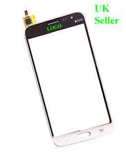 Samsung Galaxy J3 J320 J310 2016 pantalla táctil digitalizador de vidrio dous Blanco + Herramientas