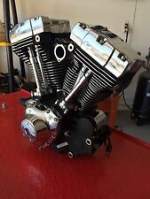 Harley Davidson 1450cc Twin Cam Motor Low Miles