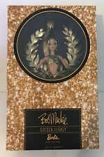 BARBIE  Bob Mackie Golden Legacy Gold Label  NRFB N6610