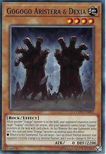 YU-GI-OH CARD: GOGOGO ARISTERA & DEXIA - COTD-EN092