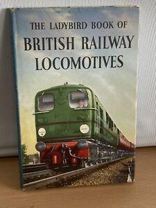 Ladybird Book of BRITISH RAILWAY LOCOMOTIVES 1960 edition