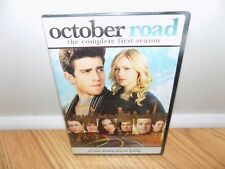 October Road: The Complete First Season (DVD, 2007, 2-Disc Set)